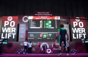 2017 World Para Powerlifting