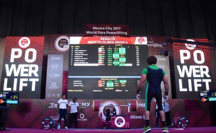 2017 World Para Powerlifting