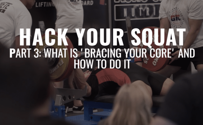 """Hack Your Squat"""