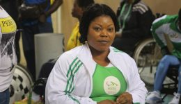 Lucy Ejike of Enugu maintained her dominance in the Women's 61kg after lifting 130kg in the Para-powerlifting event