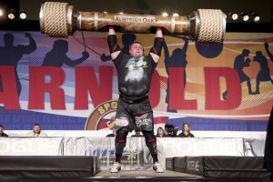 Arnold Strongman Classic 2019