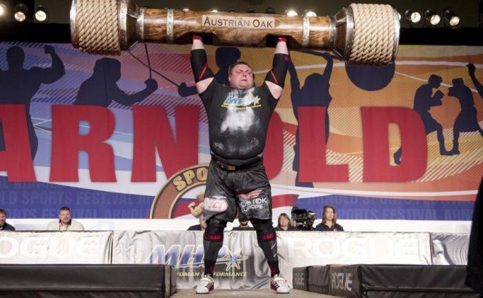 Arnold Strongman Classic 2019