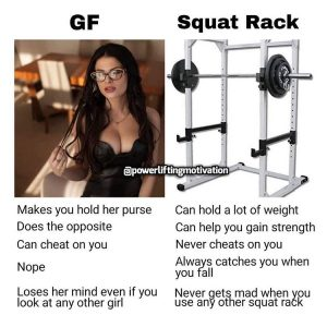 Top 10 Powerlifting Memes Female