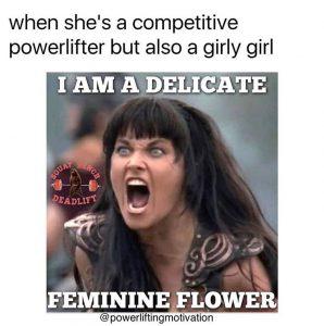 Top 10 Powerlifting Memes Women