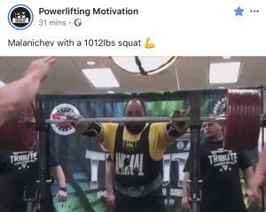POWERLIFTING MOTIVATION -POWERLIFTING MOTIVATION