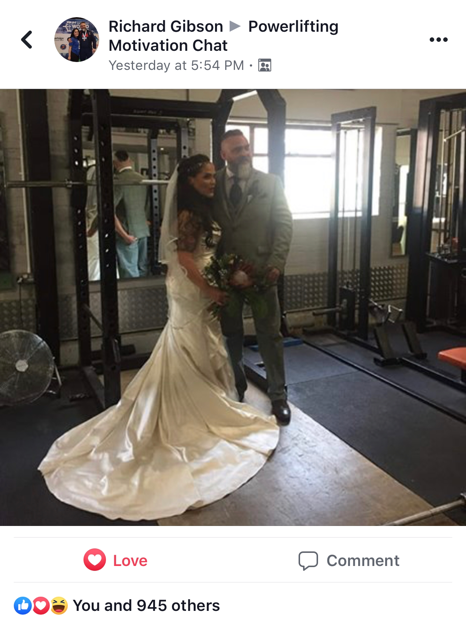 couple met at the gym