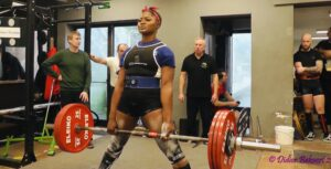 Sonita Muluh Deadlift