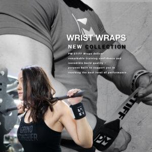 PM wrist Wraps