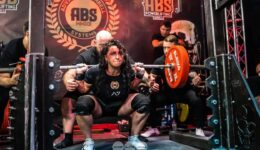 ABS PRO 21 Powerlifting