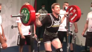 IPF Cheater French Powerlifter