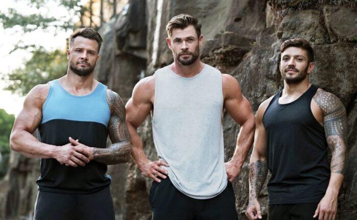 Chris Hemsworth's trainer Whey protein