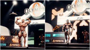 Mr Olympia 2021