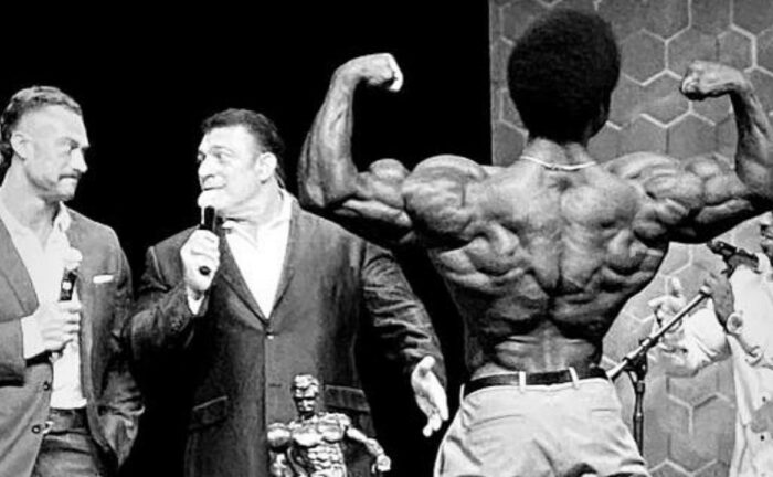 Mr Olympia Press Conference